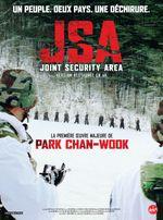 Affiche JSA - Joint Security Area