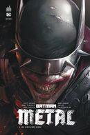 Couverture Les Chevaliers Noirs - Batman Metal, tome 2