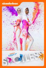 Affiche Keep It Spotless