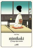 Couverture Mimikaki - L'étrange volupté auriculaire