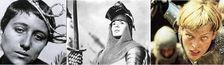 Cover Intégrale Jeanne d'Arc au cinéma et à la télévision