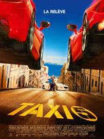 Affiche Taxi 5