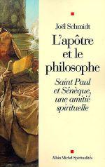 Couverture L'Apôtre et le Philosophe