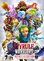 Jaquette Hyrule Warriors : Definitive Edition