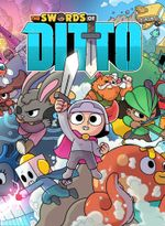Jaquette The Swords of Ditto