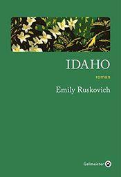 Couverture Idaho