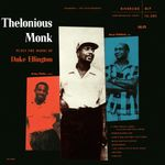 Pochette Thelonious Monk Plays Duke Ellington