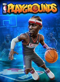 Jaquette NBA Playgrounds