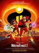 Affiche Les Indestructibles 2