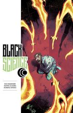 Couverture Argonautes du futur - Black Science, tome 6