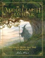 Couverture A Middle-earth Traveller: Sketches from Bag End to Mordor