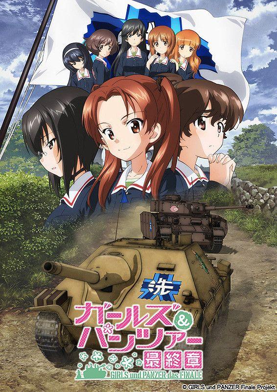 Girls und Panzer das Finale - Anime (2018) - SensCritique
