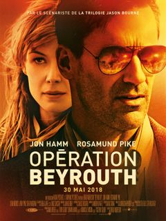 Affiche Opération Beyrouth