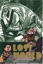 Couverture Lost World