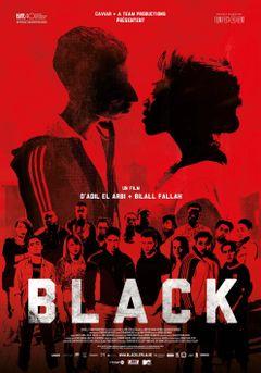Affiche Black
