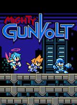 Jaquette Mighty Gunvolt