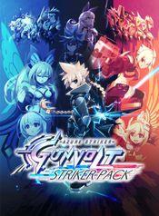 Jaquette Azure Striker Gunvolt: Striker Pack