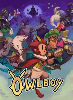Jaquette Owlboy