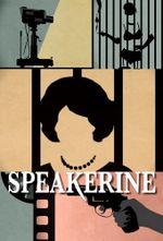 Affiche Speakerine