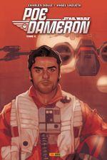 Couverture Disparition d'une légende - Star Wars : Poe Dameron, tome 4