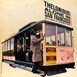 Pochette Thelonious Alone in San Francisco
