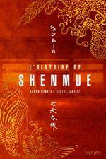 Couverture L'Histoire de Shenmue