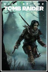 Jaquette Rise of the Tomb Raider : Le Tombeau de Baba Yaga