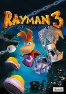 Jaquette Rayman 3 : Hoodlum Havoc