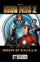 Couverture Iron Man 2 : Agents of SHIELD