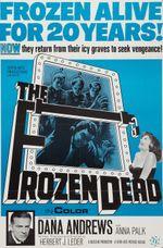 Affiche The Frozen Dead