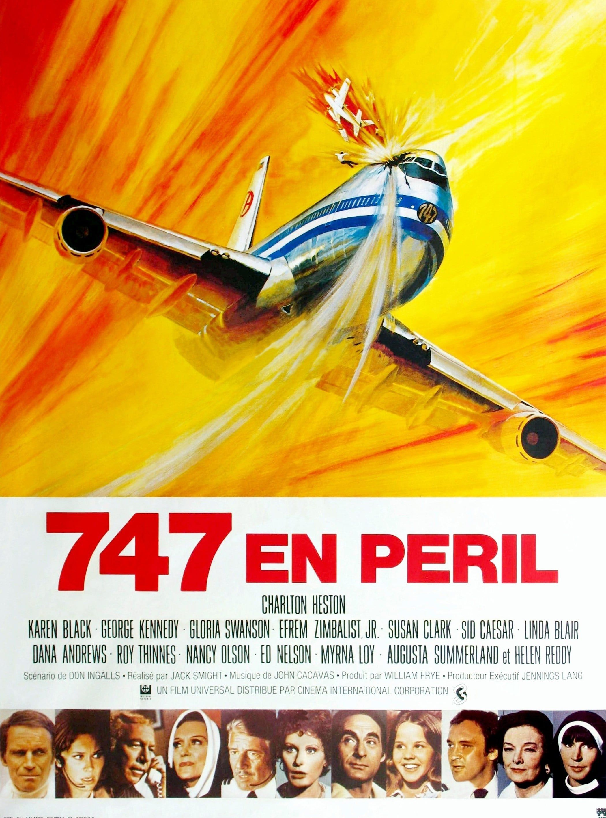 film 747 en péril