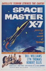 Affiche Space Master X-7
