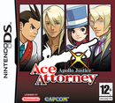 Jaquette Apollo Justice : Ace Attorney