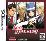 Jaquette Apollo Justice: Ace Attorney