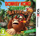 Jaquette Donkey Kong Country Returns 3D
