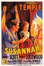 Affiche Susannah