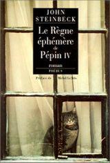 Couverture Le Règne éphémère de Pépin IV