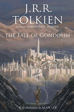 Couverture The Fall of Gondolin