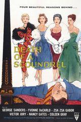 Affiche Death of a Scoundrel