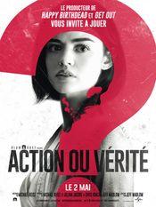 Affiche Action ou vérité ?
