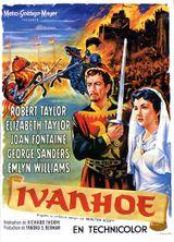 Affiche Ivanhoé
