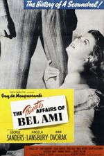 Affiche Bel Ami