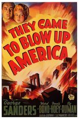 Affiche They Came to Blow Up America
