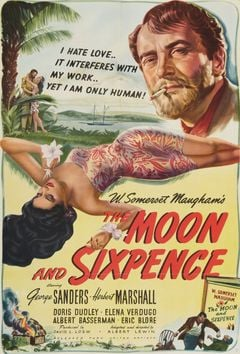 Affiche The Moon and Sixpence