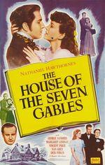 Affiche La Maison aux sept pignons