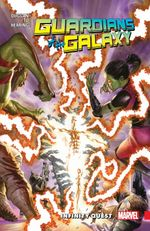 Couverture All-New Guardians of the Galaxy (2017), tome 3