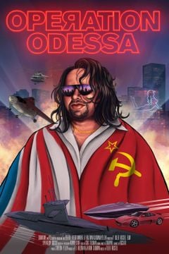 Affiche Opération Odessa