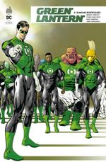 Couverture Ennemis rapprochés - Green Lantern (Rebirth), tome 2