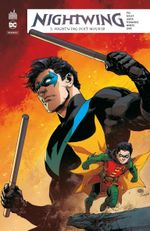 Couverture Nightwing doit mourir - Nightwing (Rebirth), tome 3