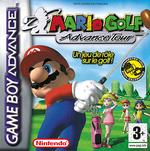 Jaquette Mario Golf : Advance Tour